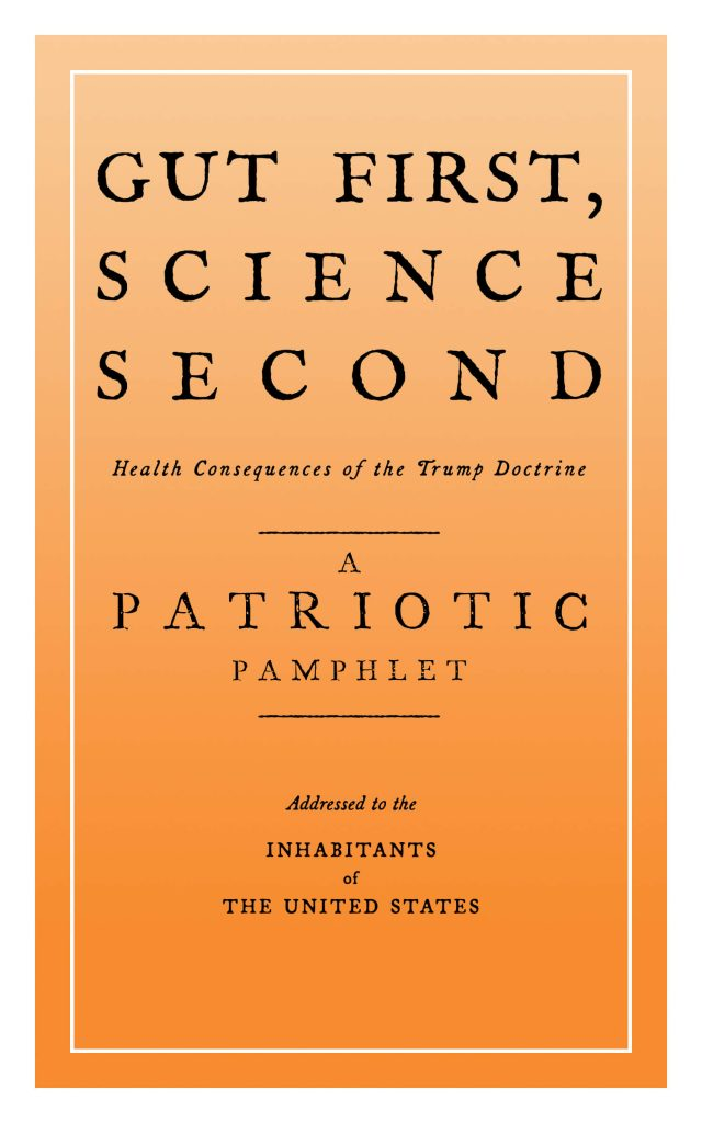 cover image for Gut First, Science Second